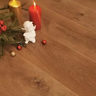 Виниловый ламинат SPC Дуб Рождественский Лес