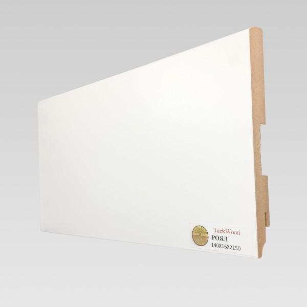 Белый Роял (140х16) TeckWood