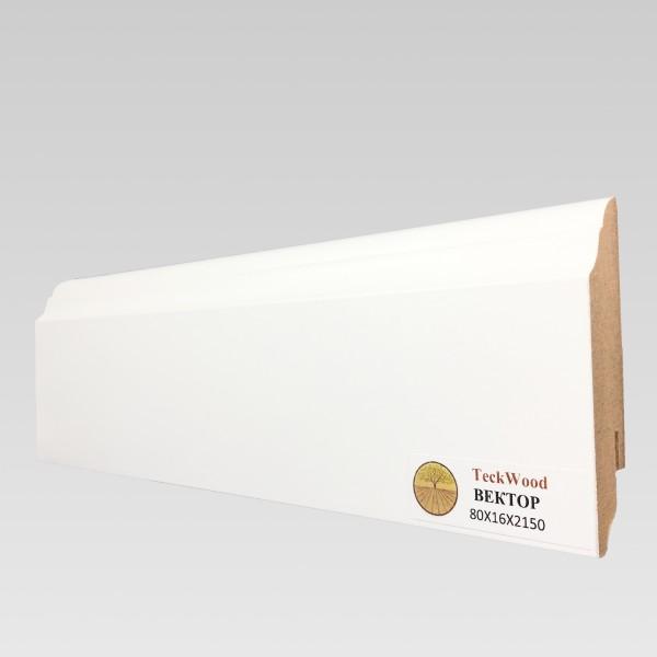 Белый Вектор (80х16) TeckWood