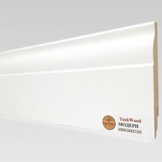 Белый Модерн (100х16)