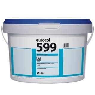 Клей для ПВХ покрытий 599 Eurosafe Super 10 kg