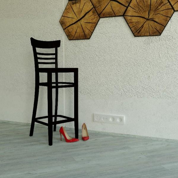 Винил Fine Floor FF-1264 Дуб Ахимса